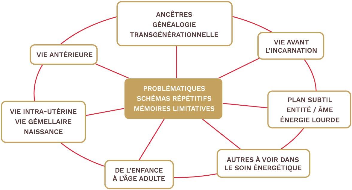 transgénérationnelle vie antérieure entité vie intra-utérine gémellaire